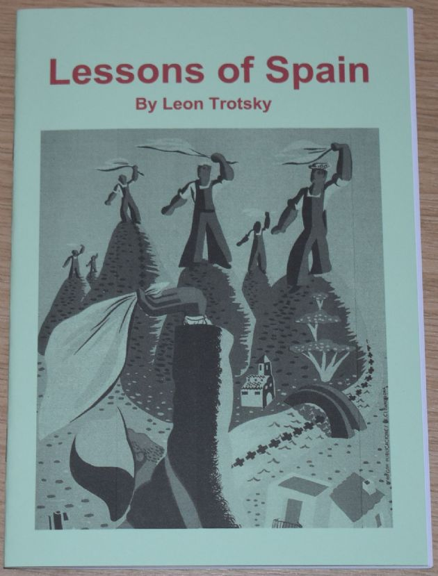 Lessons of Spain, by Leon Trotsky